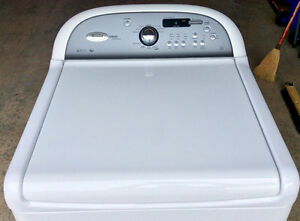 Whirlpool Cabrio (he) Top Load Washer Great Condition