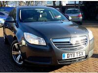 2011 Vauxhall Insignia 2.0 CDTi 16v Exclusiv 5dr DIESEL AUTOMATC+FULL SERV HIST
