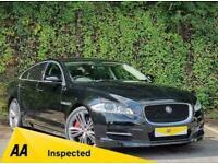 2012 12 JAGUAR XJ 5.0 V8 S/C SUPERSPORT 4D 510 BHP HUGE SPEC!!! £100k car