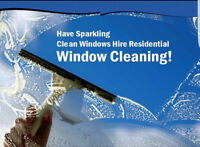 Window Cleaning & Eavestrough Cleaning