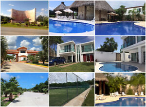 Excellent rooms for Rent in Playa del Carmen !!!
