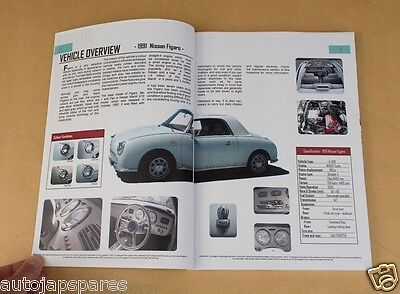 nissan figaro workshop manual download