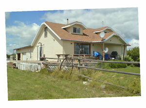 160 acre Ranch with furnished home