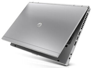 Hp 13.3 Elitebook intel core i5 Laptop 8GB RAM 500GB Win7or10H