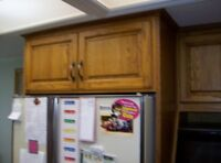 Kitchen cabinets alterations