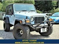 1997 Jeep Wrangler 4.0 Petrol Manual