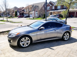 Hyundai Genesis Coupe 2010 LOW KMS