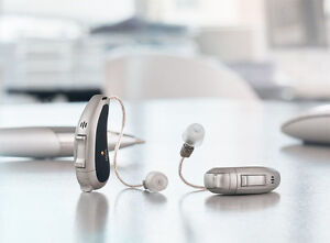 Siemens Hearing Aids Signia Pure Primax 7px - With Programming!