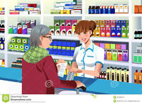 Weekend Pharmacy Assistant