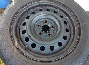 5x100 roue mag de fer noir nego