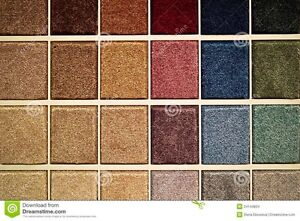 Carpet installations and sales