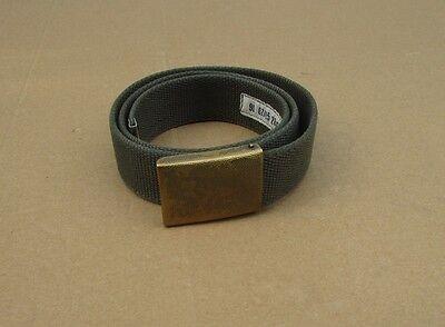 BUNDESWEHR BW Gürtel  Koppel Hosengürtel oliv bis 110 cm