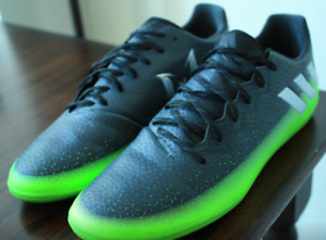 Adidas Messi 16.3 built to win indoor soccer shoes
