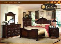 17-BRAND NEW** Queen Bedroom Set