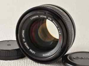Old Canon FD lenses for my film camera. Kitchener / Waterloo Kitchener Area image 1