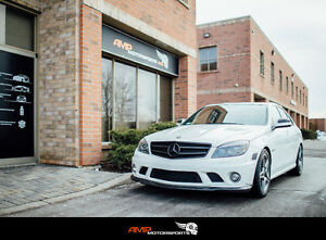 2009 Mercedes-Benz C63 Performance Package