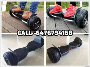 Inventory clear out Hummer Hoverboards only $270
