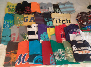Boys size 8 Clothing Lot - 69 items