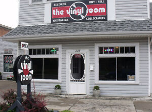 The Vinyl Room in CHATHAM. Records, Collectibles & More London Ontario image 1