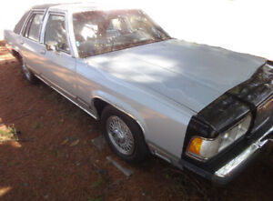 1989 Mercury Grand Marquis – Classic - Fully Loaded