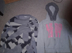 Brand name new sweaters