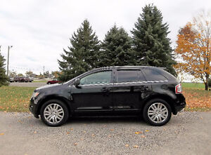 2009 Ford Edge Limited- All Wheel Drive & Just 113K!!  NEW TIRES