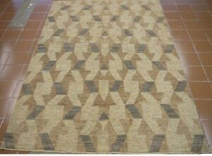 Chobi Ziegler Handmade Afghan Rug/Carpet 7'1''x5'0''