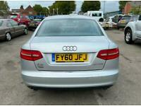2010 Audi A6 SE Automatic 2.0 Diesel 170 4dr ( SPARES OR REPAIR NON RUNNER )