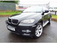2008 BMW X6 3.0TD Auto xDrive30d - Cheaper 4x4 Tax - KMT Cars
