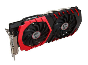 Video cards: RX 480 (5) and RX 470 (1)