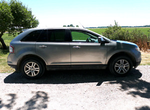 2008 Ford Edge $4500/trade for pickup