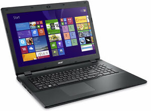 "Acer E17Intel Quadcore /8GB/1TB/15.6""/W10 $399 NO TAX"