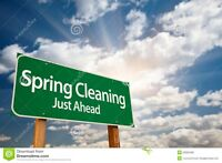 CLEANING ORGANIZING & MOVING SERVICES