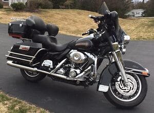2007 Harley Davidson FLHTC - Electra Glide Classic