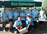 The Eco-Defenders are looking for Volunteers!