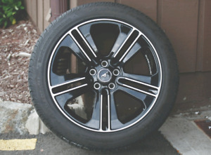 Mustang GT/CS Rims & Tires