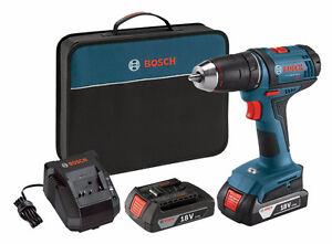 Bosch DDB181-02 18-Volt Lithium-Ion 1/2-Inch Compact drill