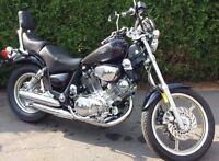 Belle Virago 1100cc 1992 Doit partir avant 30 sept.2015