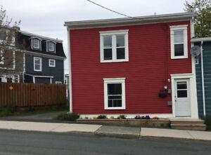 Georgetown Neighbourhood, 3-4 bdrm house for Sept. 1st