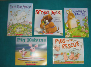 Kids books with Audio CDS