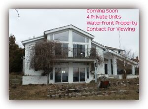 Live On A Waterfront Rental Property Located In  Oshawa