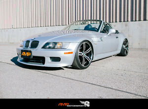 2000 BMW Z3 Convertible w/ Upgrades. Accident Free!
