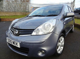 2010 Nissan Note Tekna DCi - ONLY £30 per Year Tax - KMT Cars