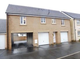 1 Bedroom Coach House to rent -Coity