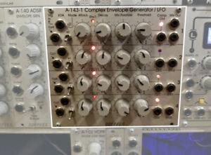 Doepfer A-143-1 Complex Quad AD-Generator / Quad LFO Eurorack