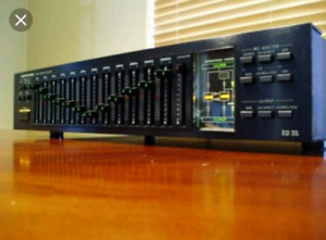 WANTED .... Onkyo Integra EQ-35