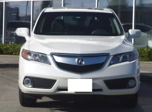 ULTRA SHORT TERM - Lease Takeover 2015 Acura RDX - White SUV