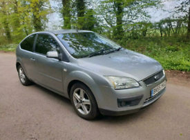 Breakinh 2005 Ford Focus 2.0TDCi Titanium