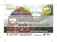 Experience Delta Farm and Culinary Tour