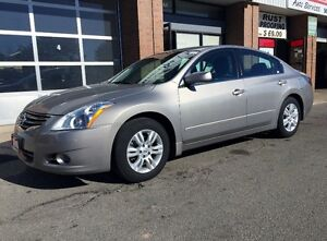 2012 Nissan Altima 2.5S LUXURY PACKAGE ONLY 59000KM